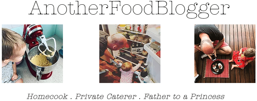 AnotherFoodBlogger | Recipes  logo