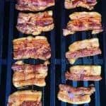 Asian glazed pork belly