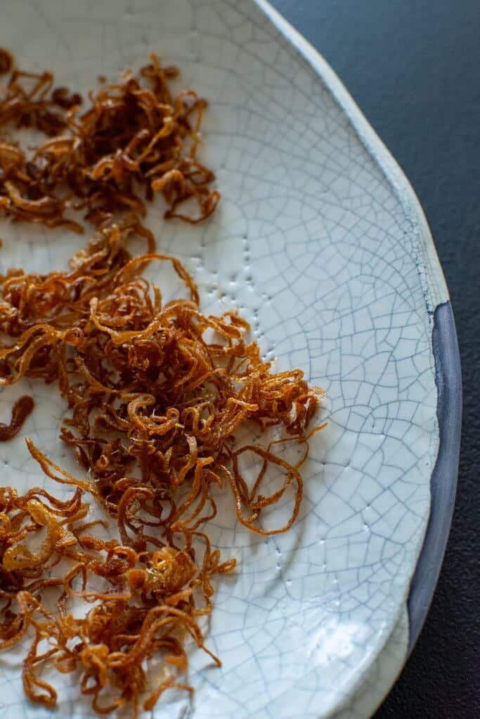 Homemade Crispy Shallots