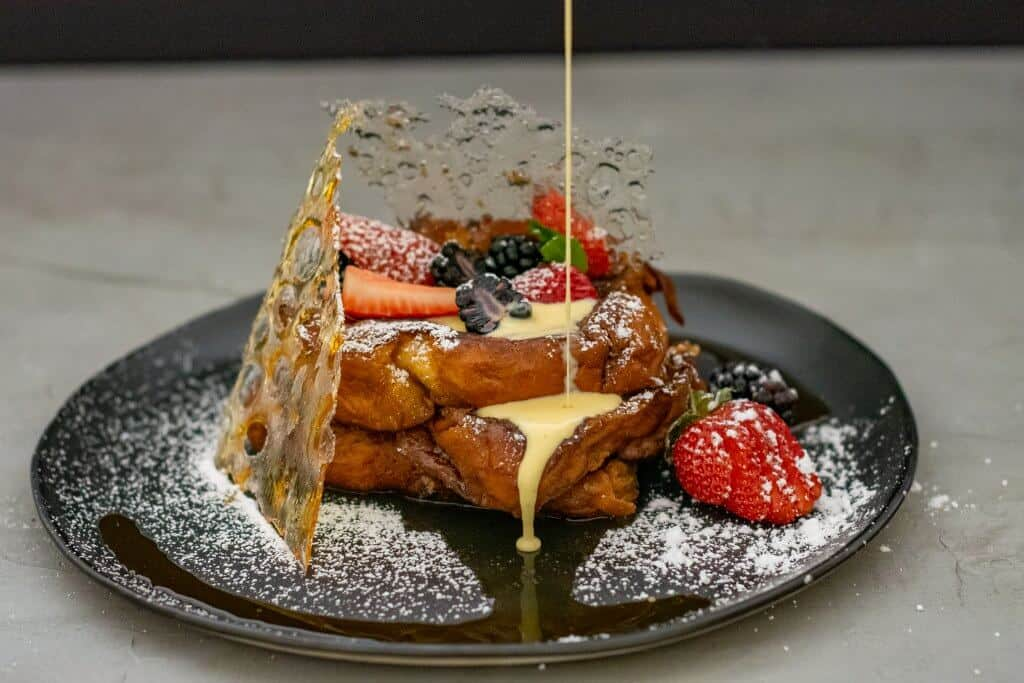 Creme Brulee French Toast