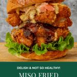 Miso Fried Chicken