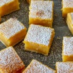 Gooey Lemon Squares